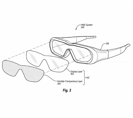 Amazon may be interested in making augmented reality smart glasses 3