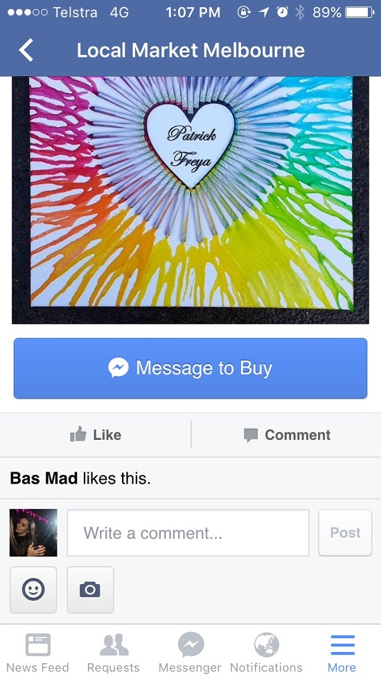 Facebook Testing Local Market Buying And Selling Feature 3
