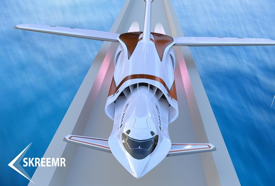 Hypersonic Jet Could Fly 10 Times the Speed of Sound 2