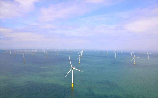 Worlds Largest Floating Wind Farm 2