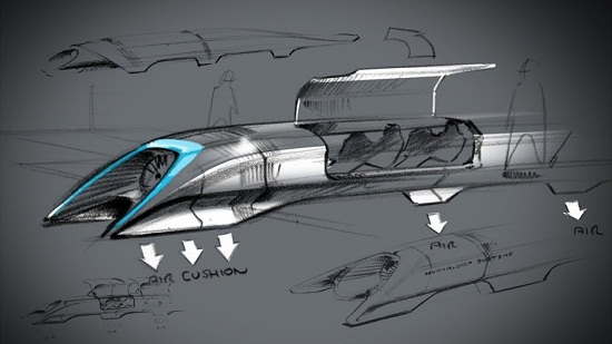 The First Hyperloop Test Track Will Soon Begin Construction 4