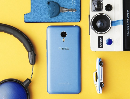Meizu Blue Charm Color versions 1