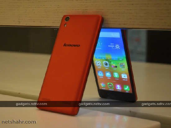 lenovo a6000 first impressions mirror ndtv