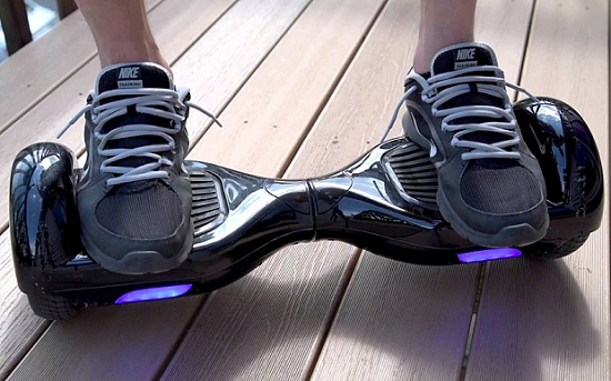 TONY HAWK HELPED TO DESIGN THE HENDO 2.0 HOVERBOARD 1