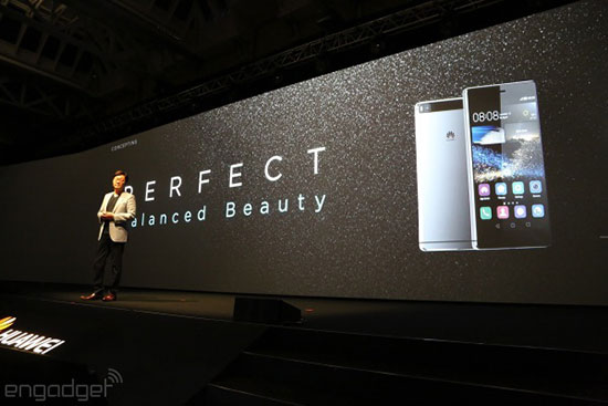 Huaweis flagship P8 smartphone is all about the fancy camera 2