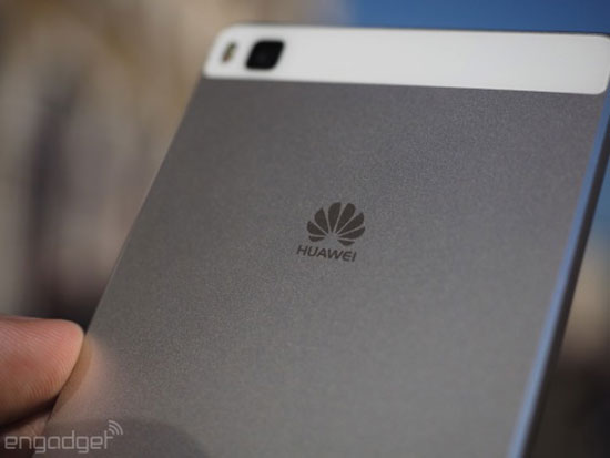 Huaweis flagship P8 smartphone is all about the fancy camera 9