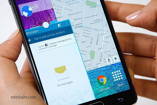 How to run 3 apps at the same time on your Samsung Galaxy Note 4 2