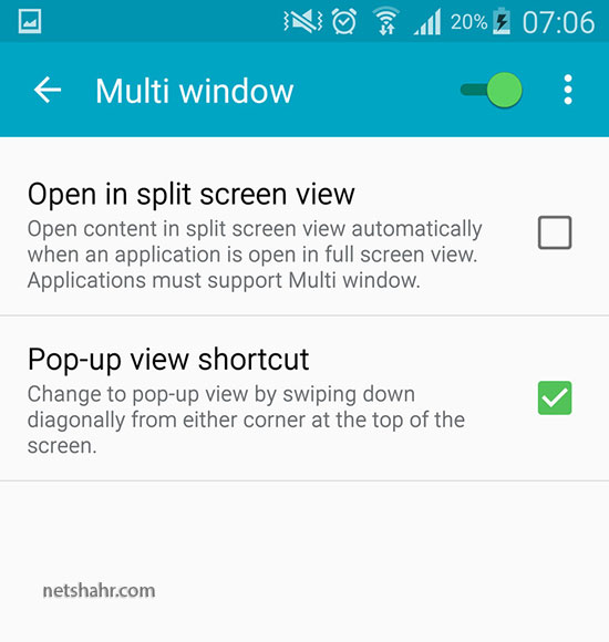 How to run 3 apps at the same time on your Samsung Galaxy Note 4 3