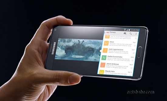 How to run 3 apps at the same time on your Samsung Galaxy Note 4 7